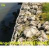Buy cheap Low Price 80X100mm Galfan Hesco Gabion Box /Gabion Mesh Box Direct Factory from XM from wholesalers