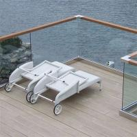 Aluminum U Channel external balustrades and handrails for wood decking