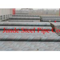 Quality SAWH 14 API Spec 5L PSL2 X 56M Oilfield Pipeline SSAW Spiral Welded Steel Line Pipe in oil and gas China manuf for sale