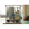 Small Mobile Oil Centrifuging Machine for Transformer for sale