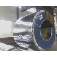 Quality Hot Dipped Galvanized Steel Coils , DX51D Galvanized Steel Coil for sale