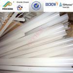 Quality 1m long PolyChloroTriFluoroEthylene ROD / PCTFE ROD dia10-50mm for sale