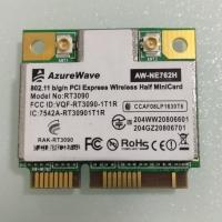 Quality RT3090 AW-NE762H 802.11bgn,IEEE802.11b/g/n Mini-PCIe Half Size Wireless Lan Card for sale