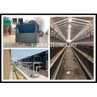 Eco Friendly Central Air Conditioner Heat Pump Single Cooling / Cold for sale