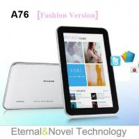 China Ampe 7'' Tablet PC A76,Capacitive Multi-Touch A13 4.0ICS on sale
