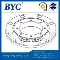 Quality High percision XSU080168 crossed roller bearing| thin section bearing|130*205*25.4mm for sale