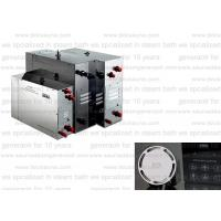 Quality Digital and optional Residential Steam Generator stainless steel 12kw 380V for home for sale