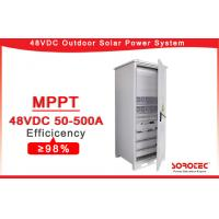 Quality Advanced MPPT AC to DC 48v 50a power supply High Converting Efficiency,With remote monitoring system operation for sale