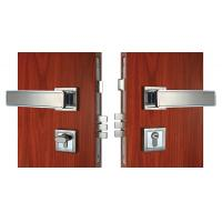 Buy Commercial Entry Lever Mortise Cylinder Locks Custom 3 Brass Keys at wholesale prices