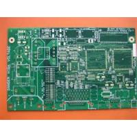 Quality 2 Layers 0.2mm Immersion Silver Printed Circuit FR4 Custom PCB Boards for Hard Drive for sale