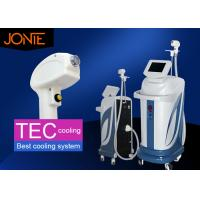 Quality Big Spot 808 Nm Diode Laser Hair Removal Equipment With 2000w Input Power for sale