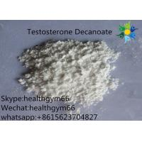 Quality Bodybuilding Hormones Test Deca Drostanolone Steroid Testosterone Decanoate CAS 5721-91-5 for sale