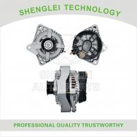 Quality 12V 130A Toyota Car Alternator Assembly Type OEM with Fixed Pulley for sale