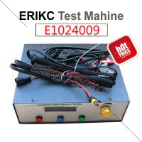Quality ERIKC test machine diesel common rail injector oil pressure testing equipment CR Bosch injector measuring tools for sale