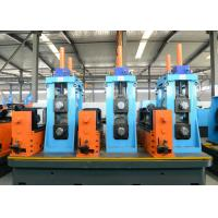 Quality CE ISO Listed Big Power Tube Mill Machine For Circular And Square Tube for sale