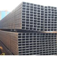 China Standard GB Thin Wall Square Hollow Steel Pipe Tubing Steel By Hydraulic Testing on sale