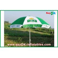 Quality Backyard Aluminum Offset Umbrella Large Commercial Outdoor Parasols for sale