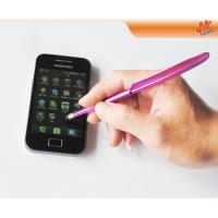 Quality Red, pink apple iPhone 4S, 4G Capacitive Touch Screen Stylus, stylus pens for ipod touch for sale