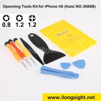 8 in 1 Disassemble Repair Tools with Screw Plate Kit Kaisi No.3688B for iPhone 4S,iPhone 5,iPad,Macbook for sale