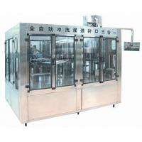 China High Efficiency Pure Water Filling Machine For Plastic Bottle 1.5KW - 4.5KW Power on sale