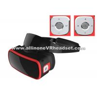 Quality Cortex A53 CPU Virtual Reality Case , 3000mAh Battery Wireless VR 3DCase for sale