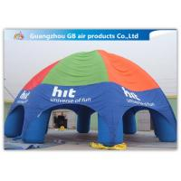 Durable Inflatable Air Tent Inflatable Spider Dome Tent For Advertising Service for sale