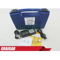 Buy VM-6360 Portable Digital Vibration Meter Tester NDT Instuments with RS232C & Cable, VM6360 accelerometer at wholesale prices