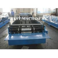 Buy Arc Shape Roll Tie / Gazed Shape Steel Tile Forming Machine Galvanized Aluminum at wholesale prices