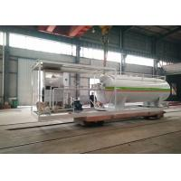 Quality Large LPG Gas Storage Tank Gas Cylinder Filling Station 10CBM 5 Tons for sale