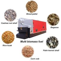China Factory Price Industrial Large Wood Chip Biomass Steam Boiler For Food Factory for sale