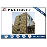 China High Quality Compact Laminate Exterior Hpl Panel For Wall Cladding on sale