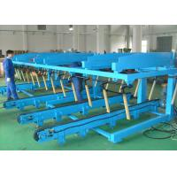 Buy 6-12m Auto Stacker Accessory Equipment For Color Steel Roof Sheet Roll Forming Machine at wholesale prices