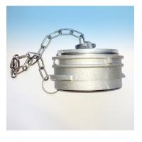 Quality ISO9001 Guillemin Coupling in Aluminum Symmetrical Fitting  dust cap for sale