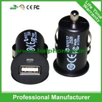 China Brand New Belkin Micro USB Car Charger For Cellphone on sale