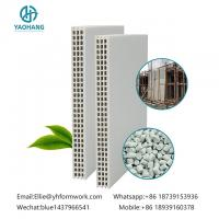 Quality Waterproof pp hollow plastic formwork nano-coating for sale