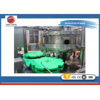 Carbonated Liquid Aluminum Beer Can Automatic Packing Filling Machine