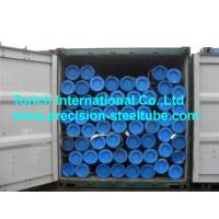 Quality BS6323-3 Seamless Steel Tube , Hot Finished Seamless Tube / Hot Rolled Steel Tube for sale