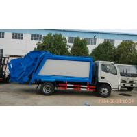 Buy hot sale small garbage compactor truck, 4cbm dongfeng refuse garbage truck, garbage truck supplier at wholesale prices