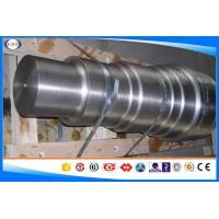 Quality Forged Stainless Steel Shaft OD 80-1200 Mm 40Cr13 / X40Cr13 / 1.2083 Material for sale