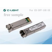 JUNIPER SFP Fiber Optical Modules EX-SFP-1GE-SX 1.25G VCSEL 550m for sale
