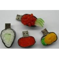 Buy cheap External food similar shape 32G , 4GB , 16GB dvd cd Customized USB Flash Drive logo from wholesalers