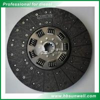 1878002878  Diesel Engine Spare Parts / DAF Truck Clutch Disc Replacement for sale