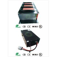 China Lithium Rechargeable Battery Pack  , Electric Bicycle 72v Lithium Battery Pack on sale
