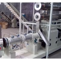 Free formula and installation 3500-5000kgs/h steam type double screw extruder