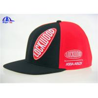 Quality Wholesale Fashion Polyester Ottoman Snapback Baseball Caps With 3D Embroidery for sale