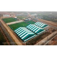 China 40 X 75m Clear Span PVC Aluminum Tent For Sport Events / Football Court on sale
