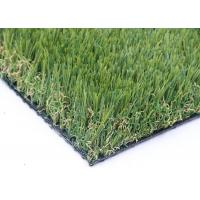 Quality Kindergarten Outdoor Realistic Artificial Grass Attractive Color With Fire Resistance for sale