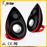 2.0 USB mini Speaker with beautiful design