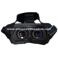 Quality 360 Degree Head Tracking Android VR Box , 9 AxisGyroscope VR 3D Glasses for sale