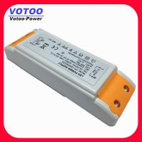 Quality IP23 24W Constant Voltage LED Driver Over Current Over Voltage Protection for sale